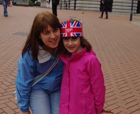 Carnival parade victoria square