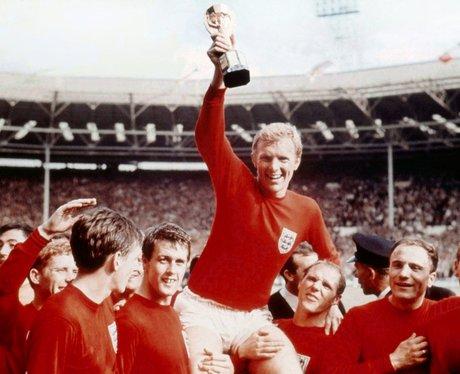 England World Cup Winners