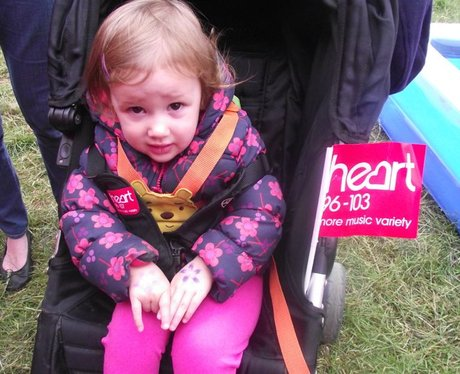 Heart at The Royal Bath & West Show Saturday
