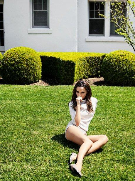 Victoria Beckham in Interview Magazine
