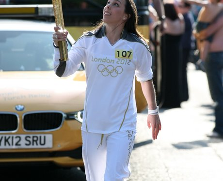 lympic Torch Relay in Chester