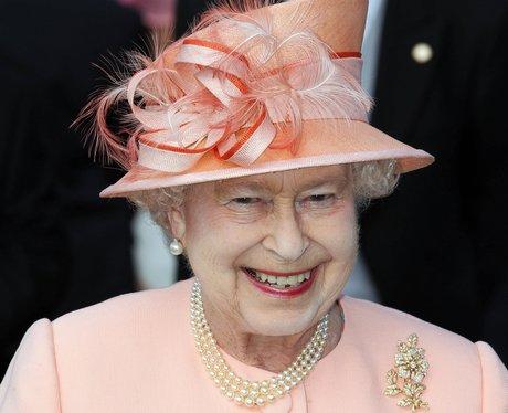 Queen Elizabeth II's dress