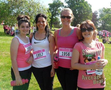 Race For Life 2012 Tunbridge Wells