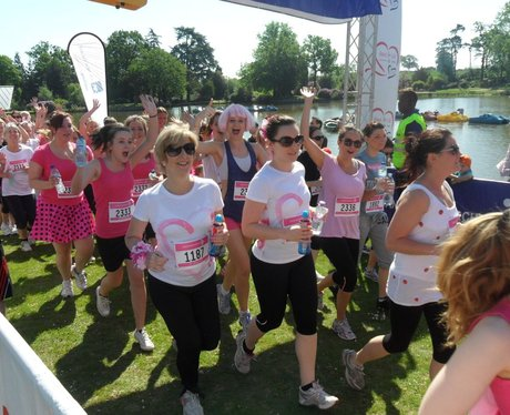 Race For Life Tunbridge Wells: The Race