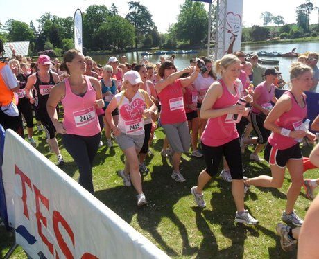 Race For Life Tunbridge Wells: The Race