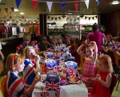 Sainsbury's Diamond Jubilee Party