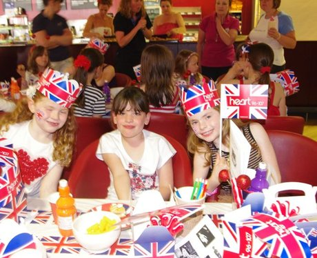 Sainsbury's Diamond Jubilee Party