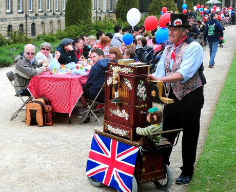 Diamond Jubilee celebrations at Chatsworth House