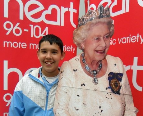 The Queen at The Howard Centre