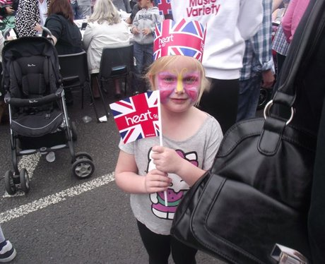 Whitley Jubilee Street Party 2012