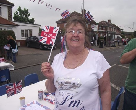 Whitley Jubilee Street Party 2012