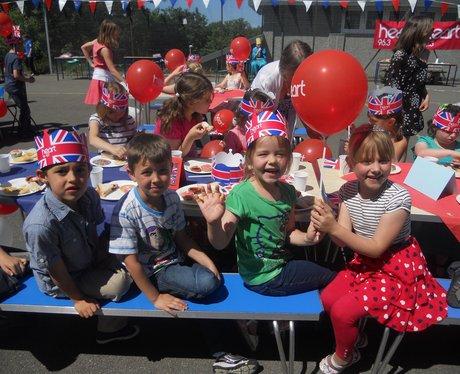 Ysgol Pencae Jubilee Party