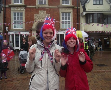 Banbury Jubilee Street Party