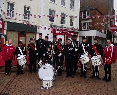 Banbury Jubilee Street Party