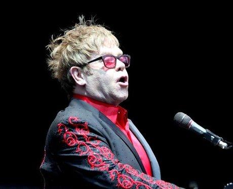 Elton John Live in Taunton
