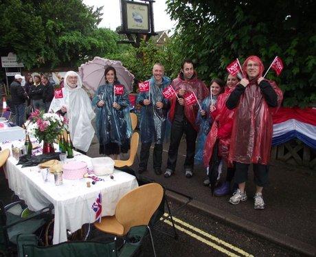 Goring & Streatley Jubilee Party