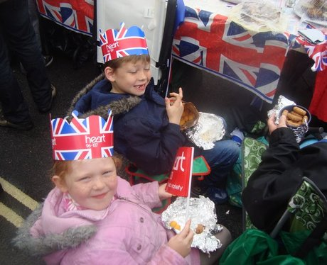 Goring and Streatley Jubilee Street Party