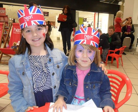 Grosvenor Centre Jubilee Weekend