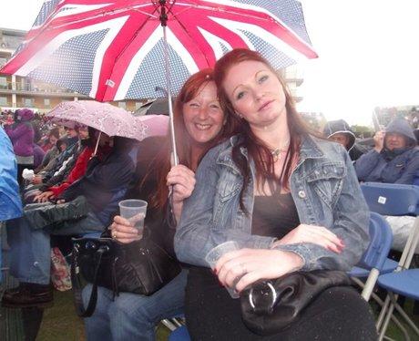 Heart & Elton John Live in Taunton