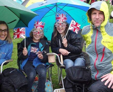 Heart at Bath Royal Picnic in the Park