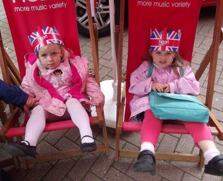 Heart Celebrates the Diamond Jubilee with Taunton
