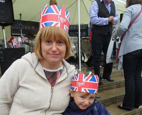 Hoo Village Jubilee Party
