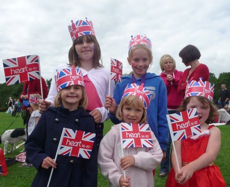 Jubilee Parties in Dorset - Monday