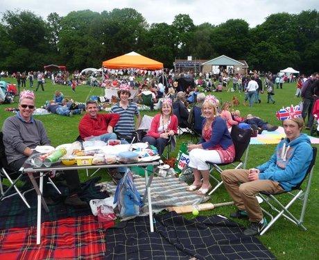 Jubilee Parties in Dorset - Monday