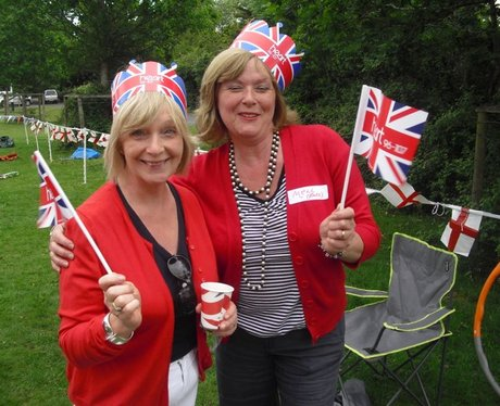 Jubilee Parties in Hampshire - Monday