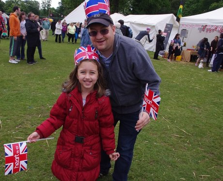 Jubilee Party - Diamond Decades Tuesday Cannon Hil