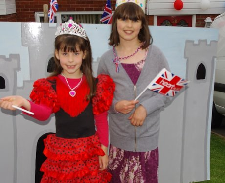Jubilee Party - Linley Drive Tuesday
