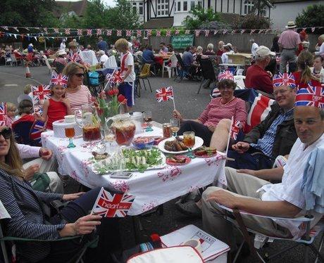 Jubilee Street Party - Dorset