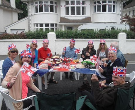 Jubilee Street Party - Dorset