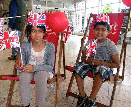 Kingston Centre Jubilee Weekend