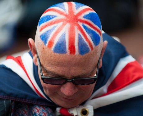 Union Jack head