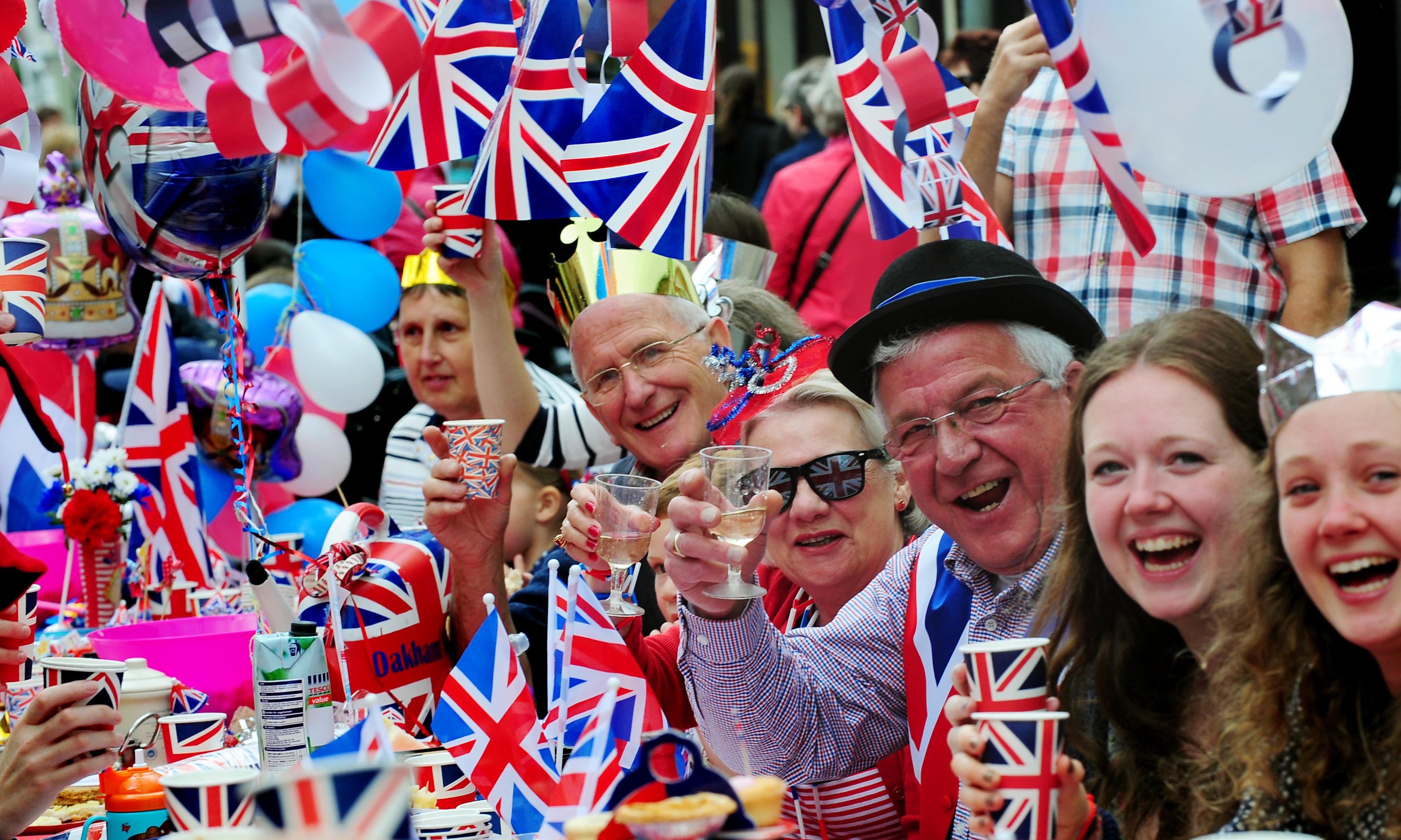 Diamond Jubilee celebrations