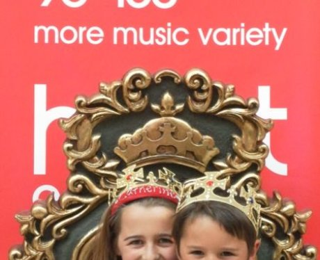 Orchard Shopping Centre's Jubilee Party