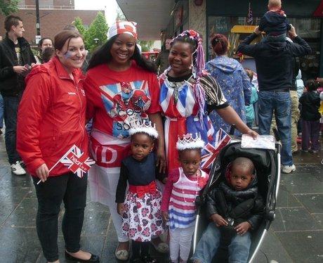 St Albans Jubilee Street Party