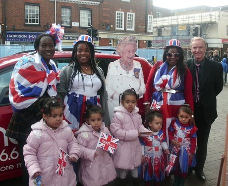 St Albans Jubilee Street Party