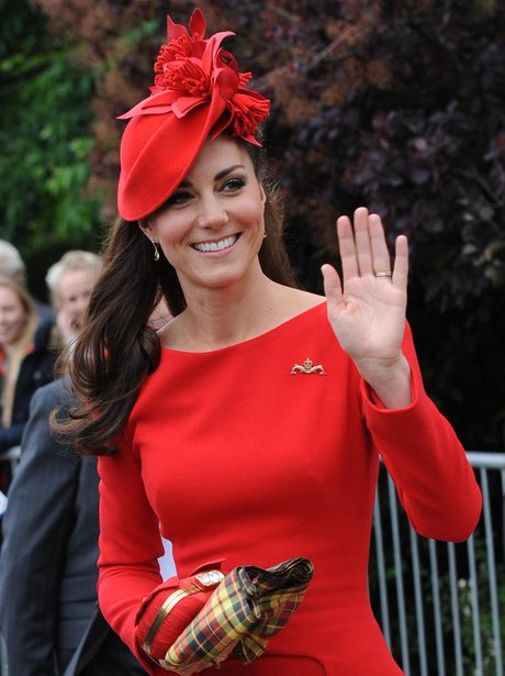 Kate Middleton's outfit