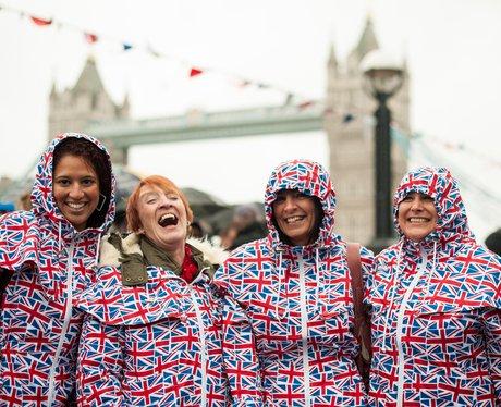 Union Jack coats