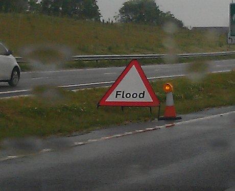 Flooding Causing Problems