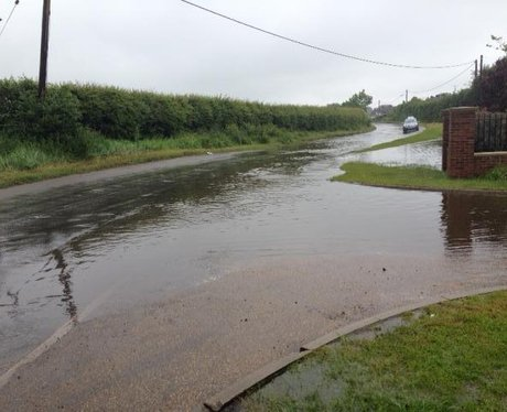 Flooding In Bedfordshire