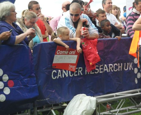Gillingham Race For Life - Supporters