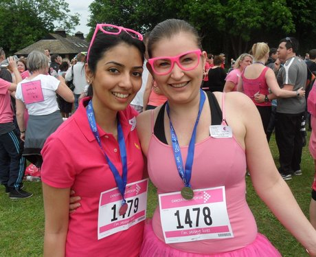 Gillingham Race For Life - The Medals