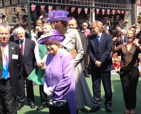 Queen in Hitchin