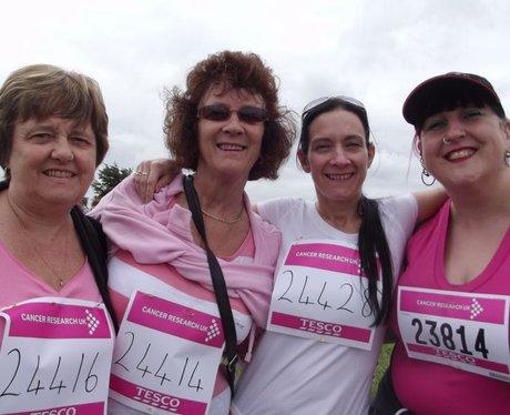 Race for Life Bristol Sunday 5K