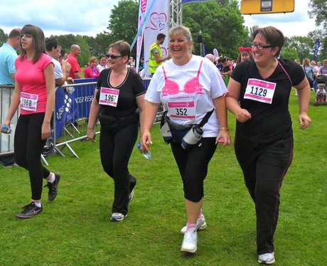 Race for Life in Welwyn Post Race Part Two