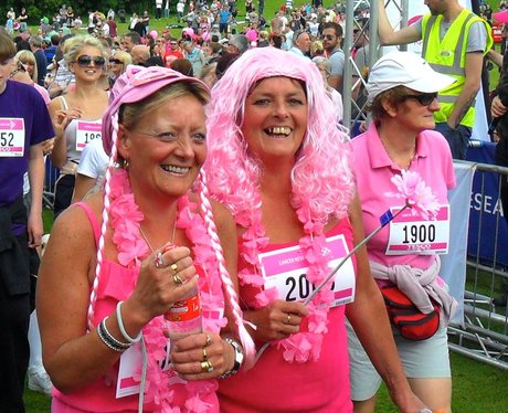 Race for Life in Welwyn Pre Race Part Two