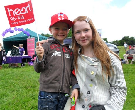 Race for Life Welwyn Face Painting and Games